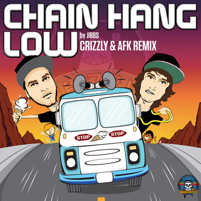 Crizzly-Chain-Hang-Low-artwork